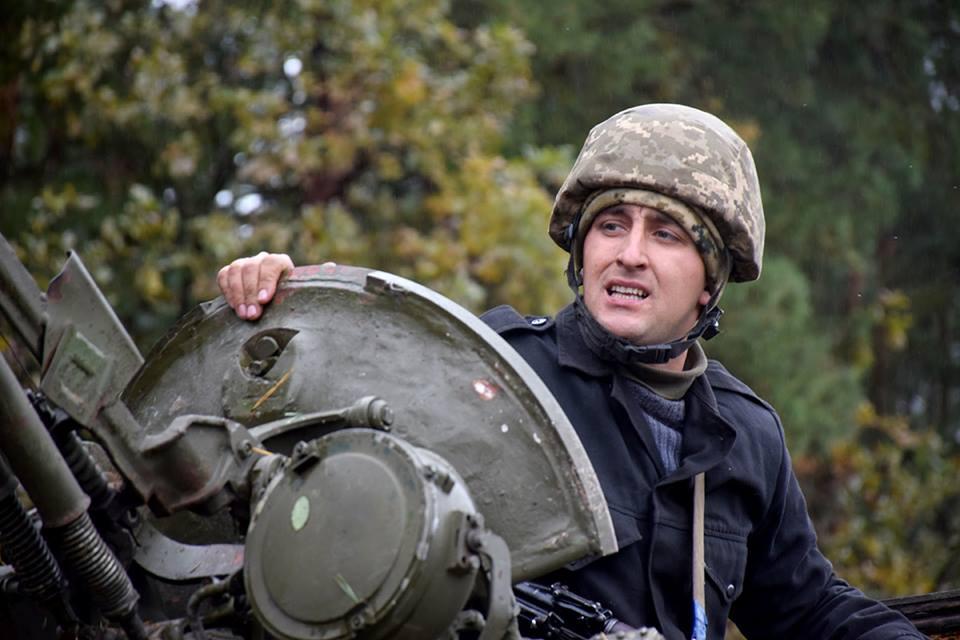 Завершився етап змагань першості Сухопутних військ на кращу артилерійську батарею (Фото)