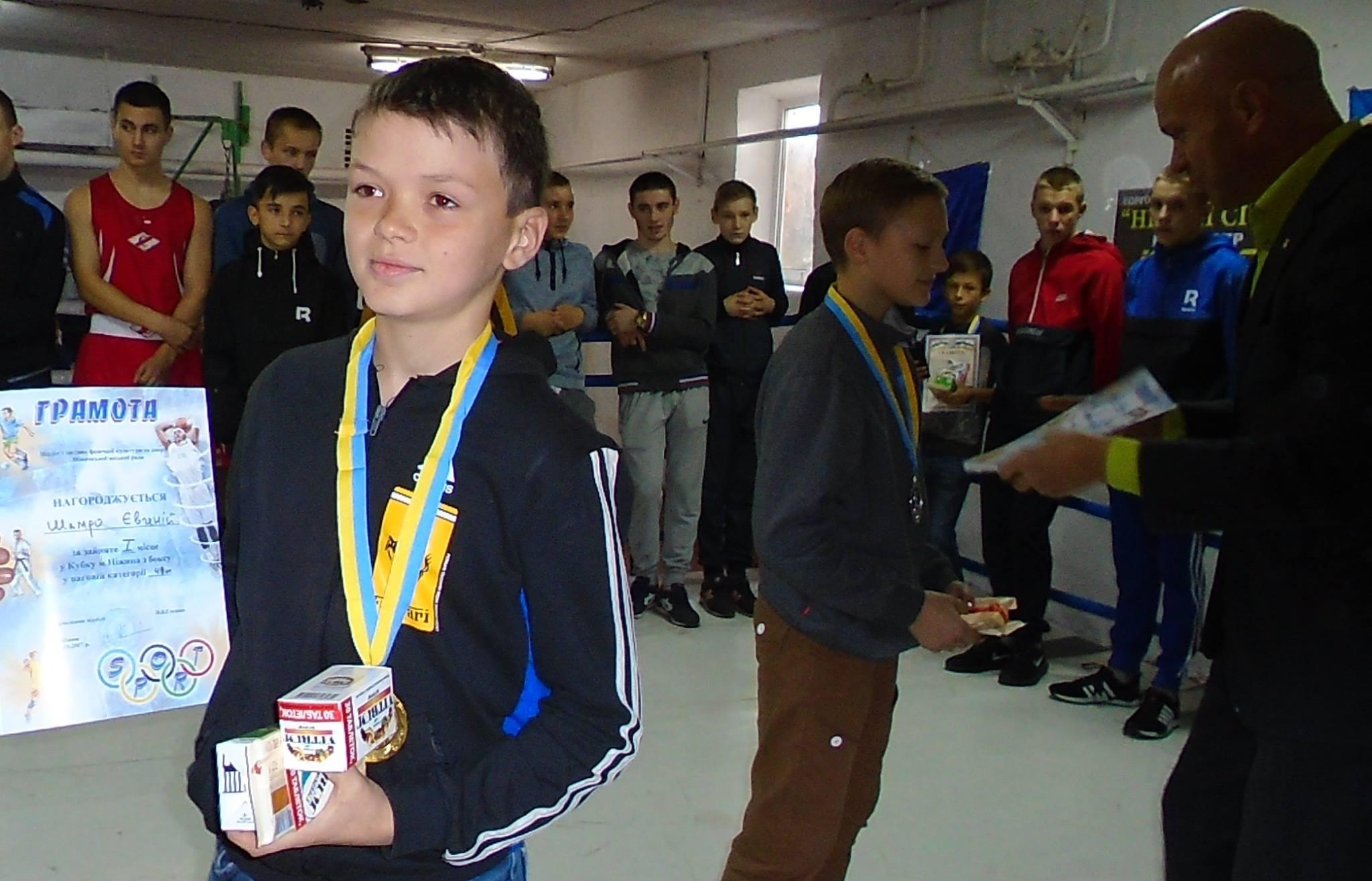 Відбувся кубок з боксу «Покровський Турнір» (Фото)