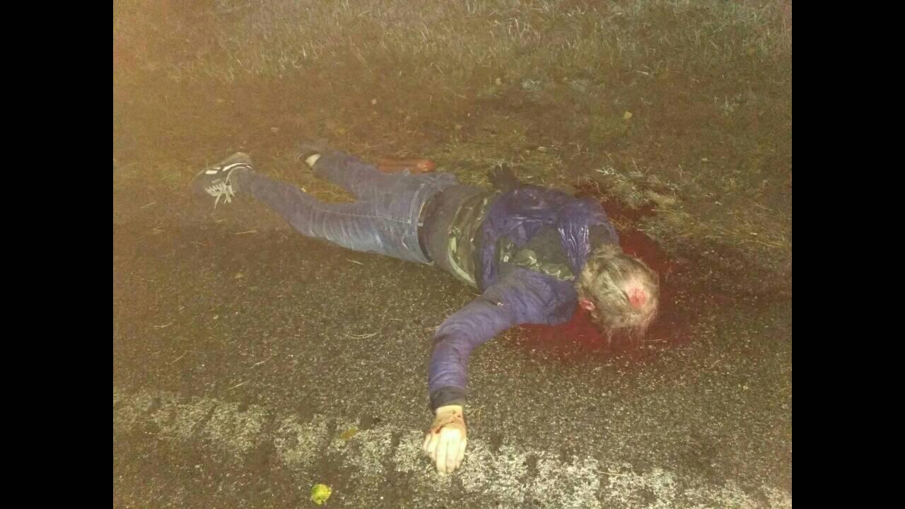Допоможіть встановити особу чоловіка, якого збило насмерть авто (Фото)