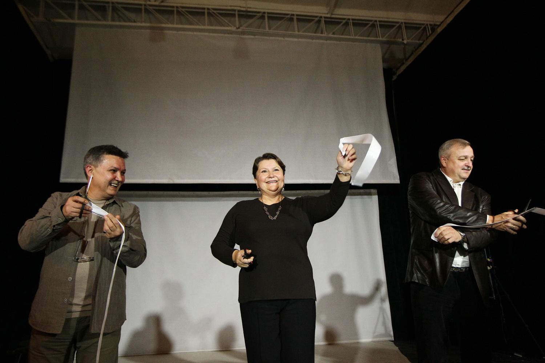 У Чернігові відбулася прем'єра вистави на білій сцені (Фото)
