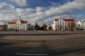 Красна площа Чернігова.