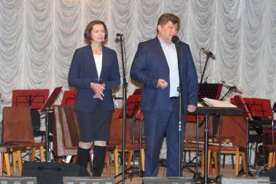 Музична феєрія на срібнянській сцені