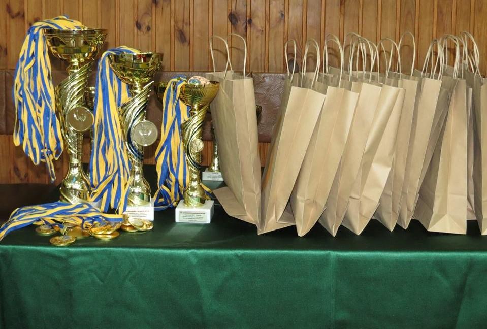 У Чернігові змагаються силачі (Фото)