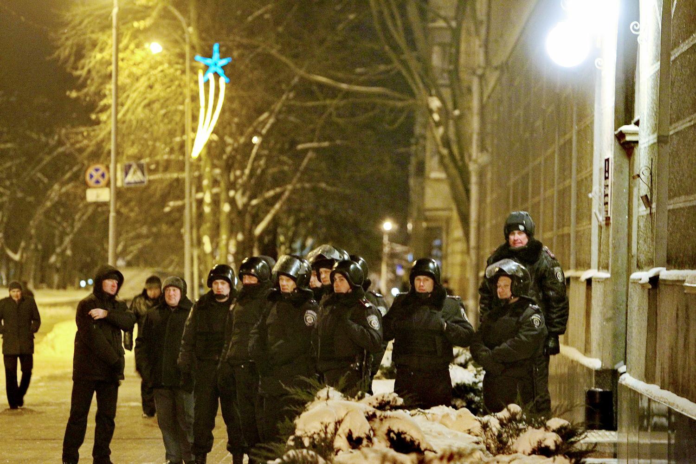 Ретроспектива минулих років: віче у Чернігові (Фото)
