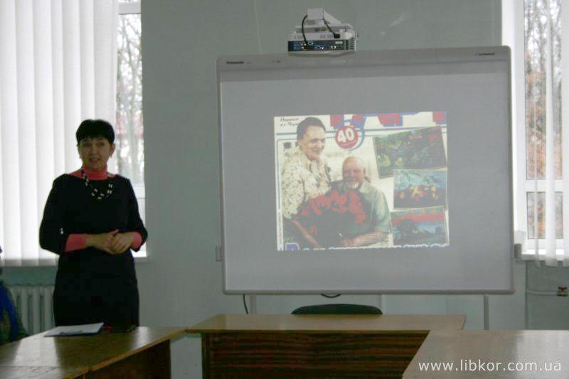 У Чернігові презентовано картини живої легенди міста (Фото)