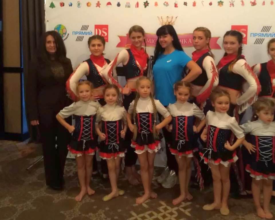 Дівчина з Ніжина затьмарила красою конкуренток на конкурсі в Києві