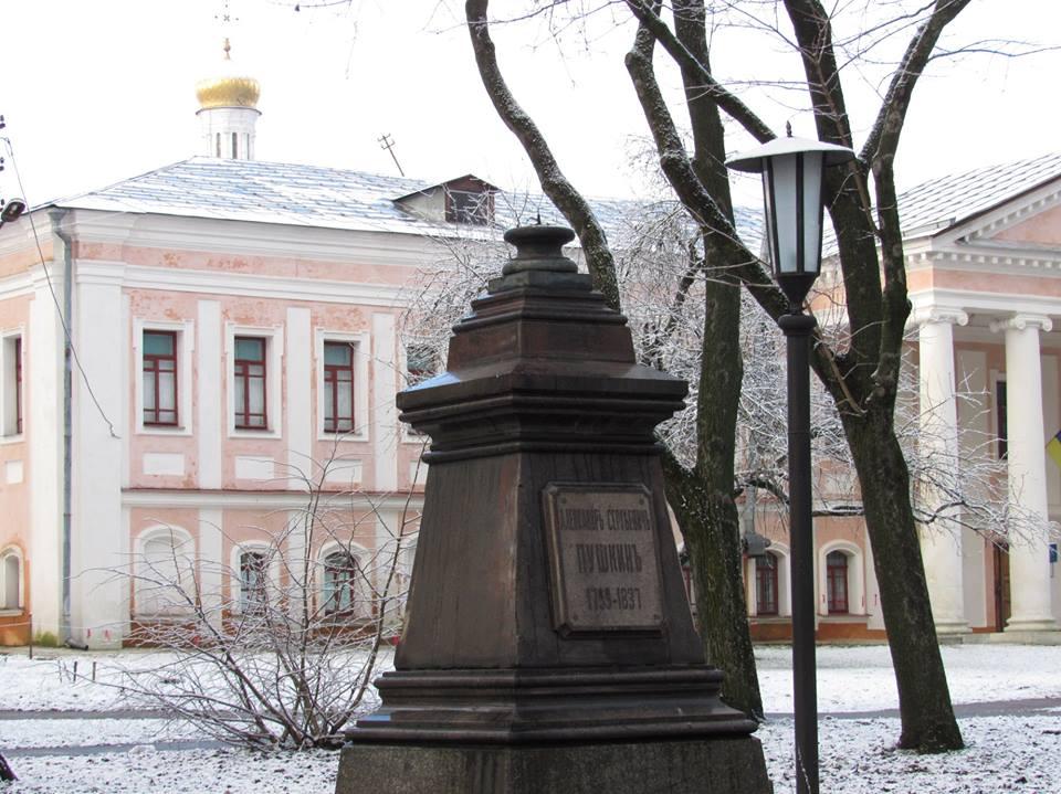 У Чернігові вкрали ще один пам'ятник (Фото)