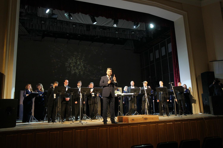 Відбувся концерт з нагоди ювілею Івана Богданова (Фото)