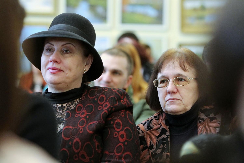 У бібліотеці Короленка відбулися творча зустріч з Віталієм і Дмитром Капрановими (Фото)