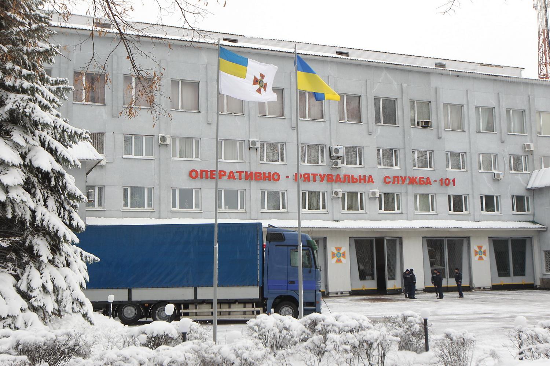У рятувальників Чернігівщини важливі обновки (Фото)