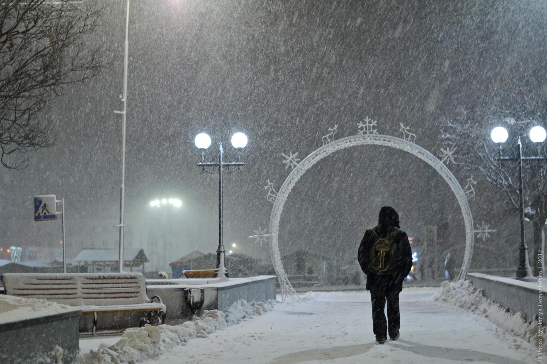 Місто у снігу: хуртовина по-чернігівськи (Фоторепортаж)