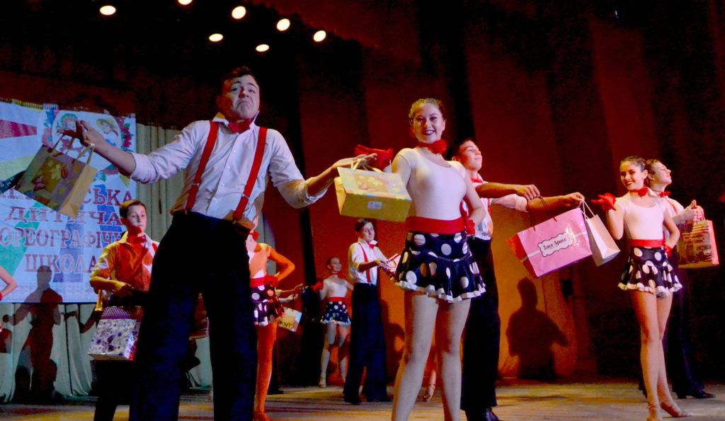 У Ніжині звітували танцюристи (Фото)