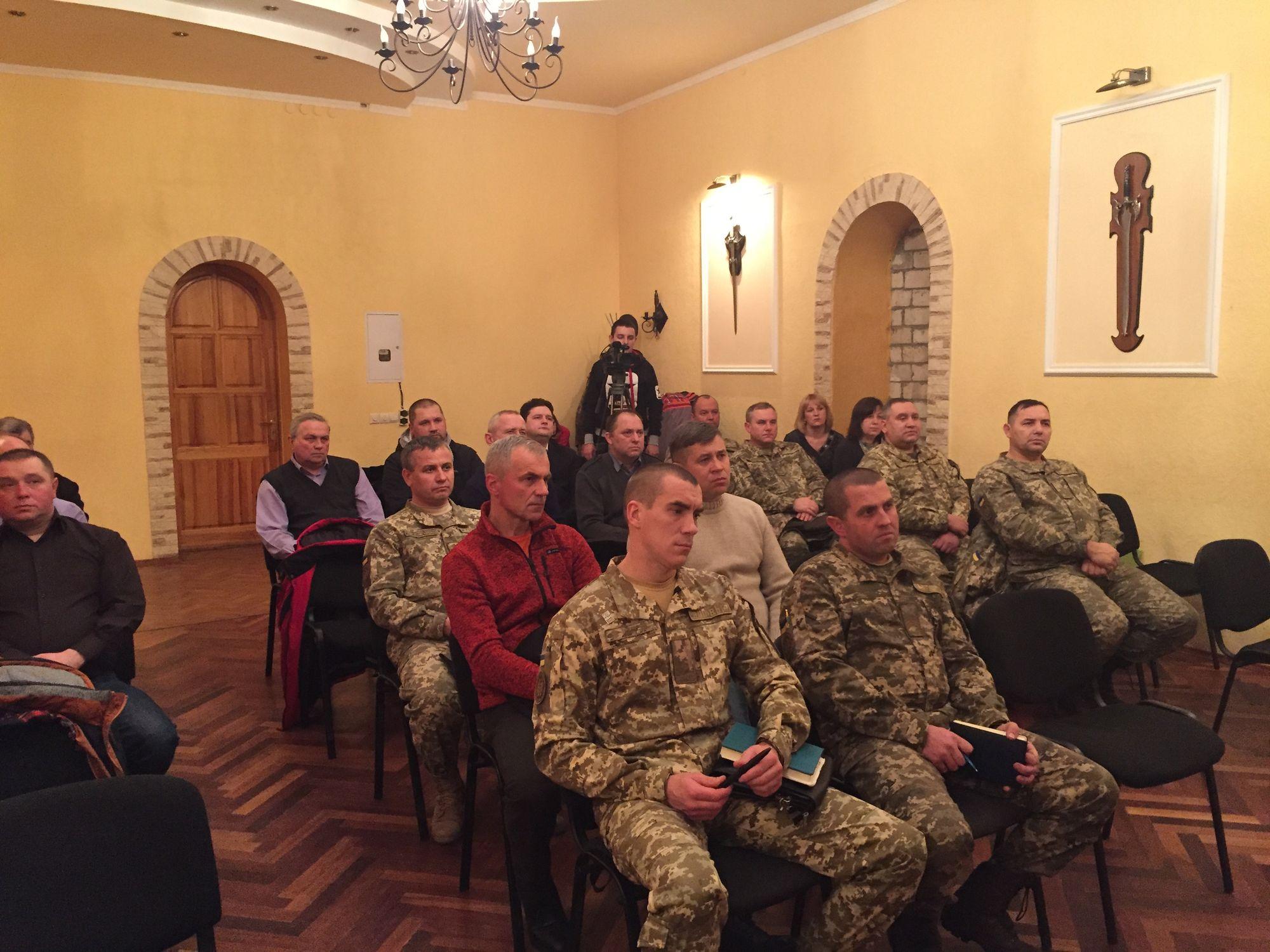 За підтримки НАТО на Чернігівщині реалізується проект для військових