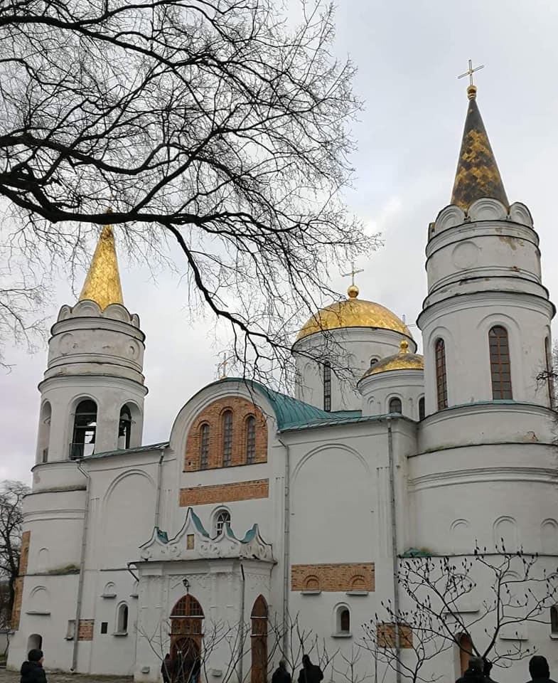 Різдвяний Чернігів: світлини вихідного дня (Фото)