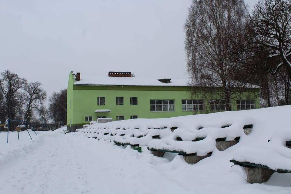 У Мені відбудували районний спорткомплекс, який хотіли закрити (Фото)