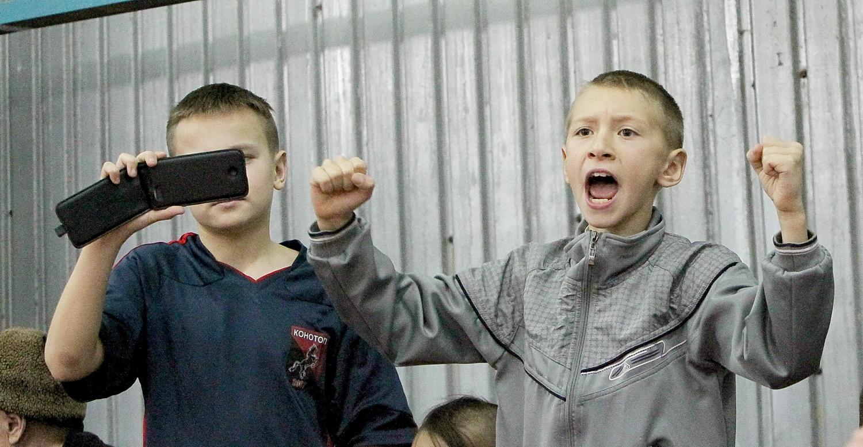 У Чернігові відбувся традиційний турнір на призи Андрія Ярмоленко (Фоторепортаж)