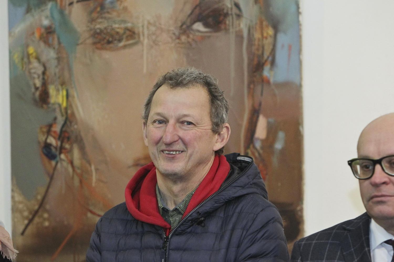 Чернігів приймає українського митця Едуарда Бельського (Фоторепортаж)