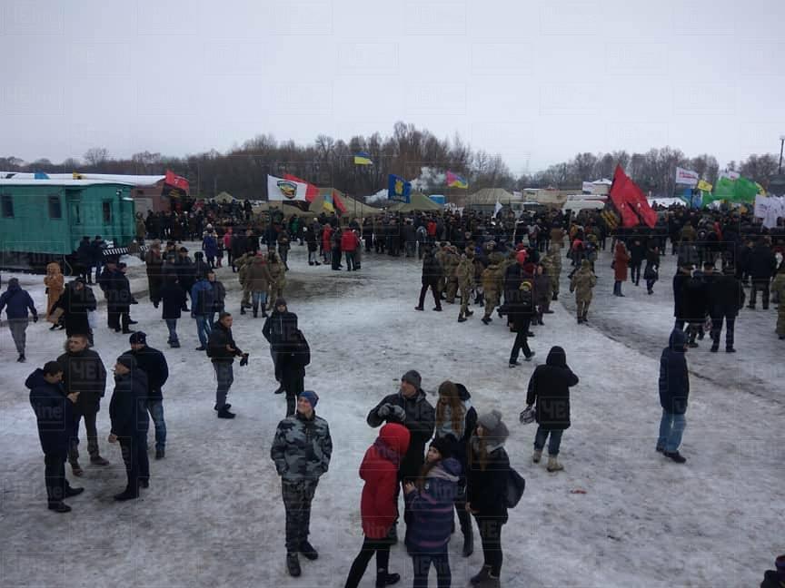 Чернігівщина відзначає День пам'яті героїв Крут (Фото)
