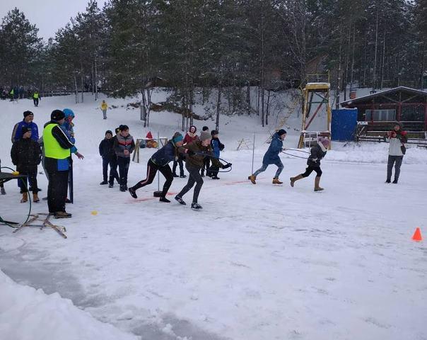 «Олімпійська зима» – масові змагання відбулися на базі комплексу «Голубі озера» (Фото)