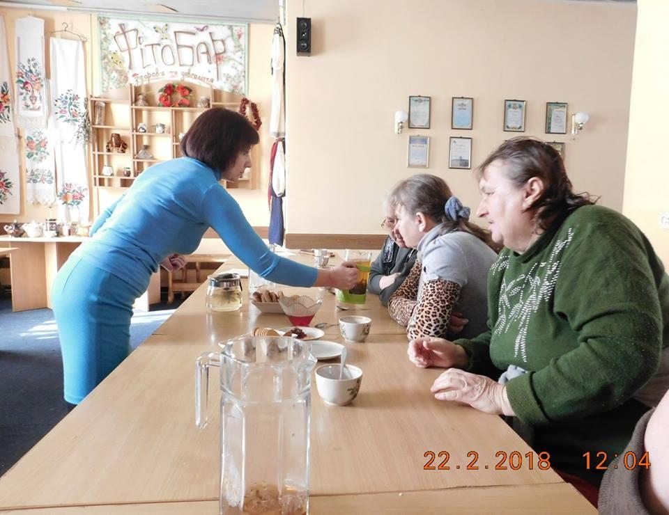У Коропі презентували фітобар (Фото)