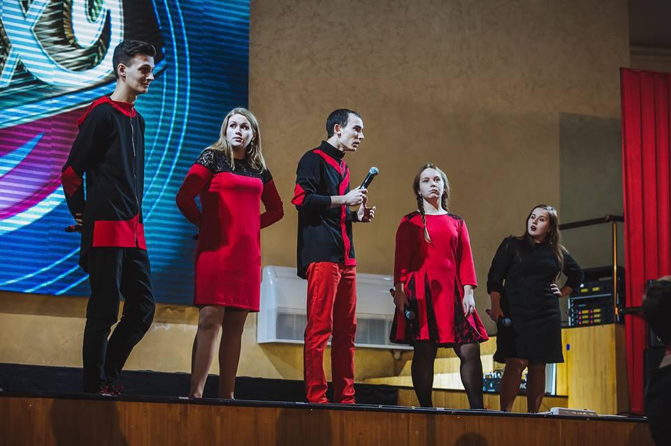 Чернігівська команда вперше підкорювала «Лігу Сміху» (Фото)