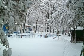 Чернигов._Горсад_зимой