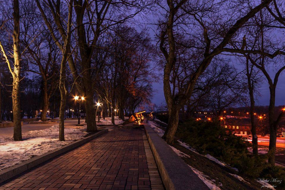 Фоторелаксація: романтичний Чернігів (Фото)