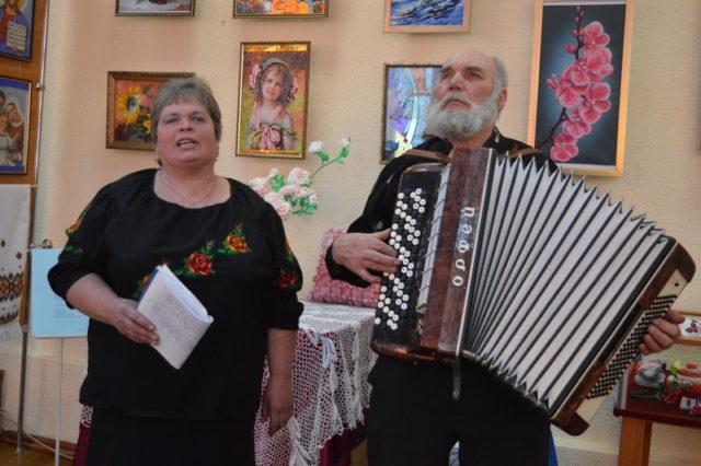 Холминська громада продемонструвала творчий потенціал (Фото)