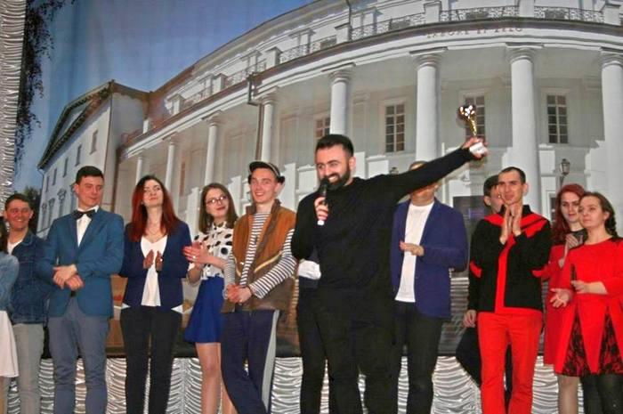 «Кубок Гоголя» поїхав до столиці (Фото)