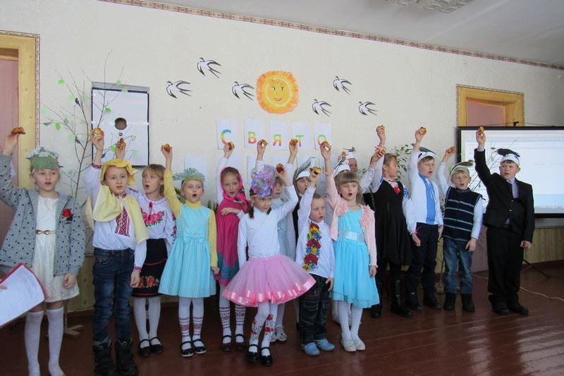 На Чернігівщині закликали весну (Фото)
