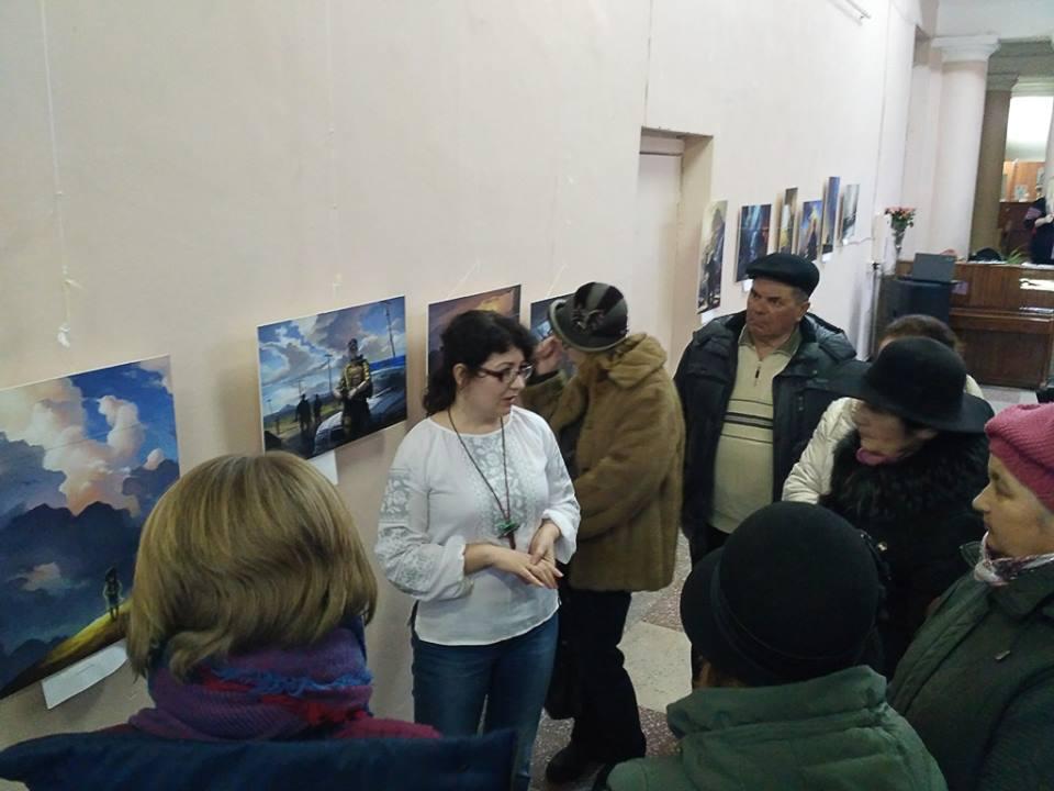 У Чернігові відкрили «Кордон» (Фото)