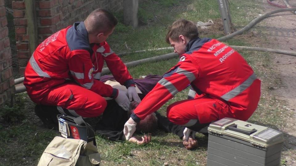 У Чернігові 70-річний чоловік загинув під час пожежі в квартирі