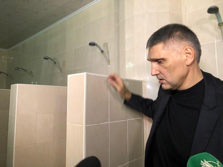 У чернігівському слідчому ізоляторі – заступник міністра юстиції Денис Чернишов