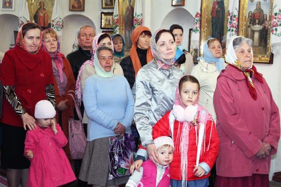 У Чернігові молилися за утворення помісної церкви (Фото)