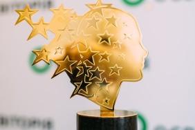 Трофей_Global Teacher Prize Ukraine