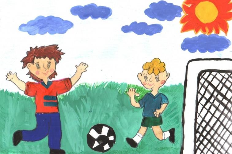 margarita_polyakova_lyubimaya_igra_futbol