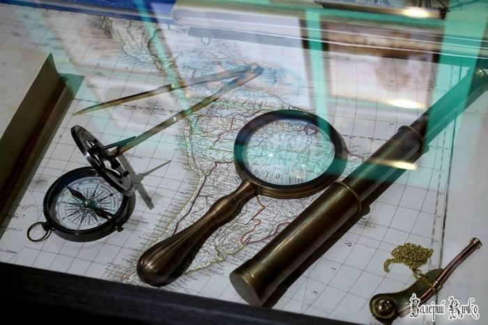 У Ніжині відкрили кімнату-музей мореплавця Лисянського (Фото)