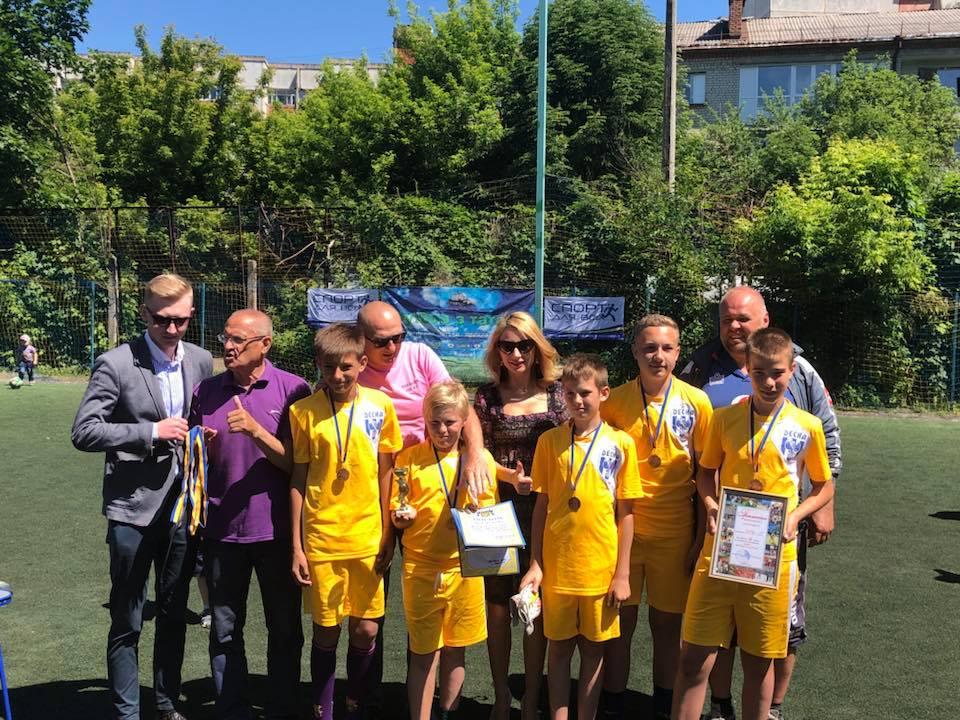 «Футбол з татами»: стали відомі переможці турніру (Фото) ОНОВЛЕНО