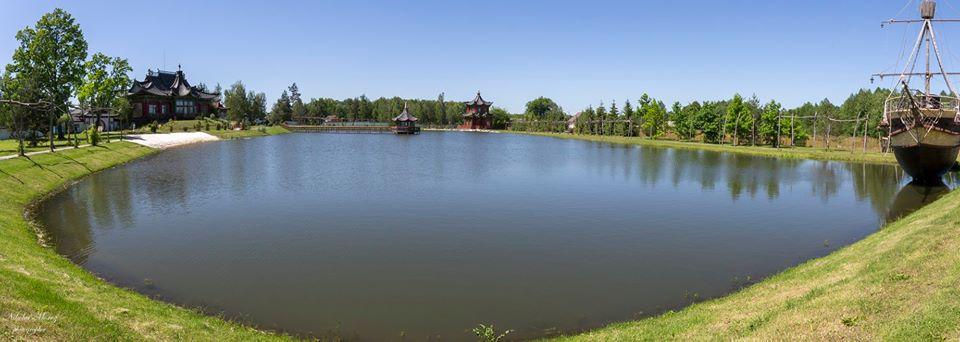 Мальовничий куточок Чернігівщини (Фото)