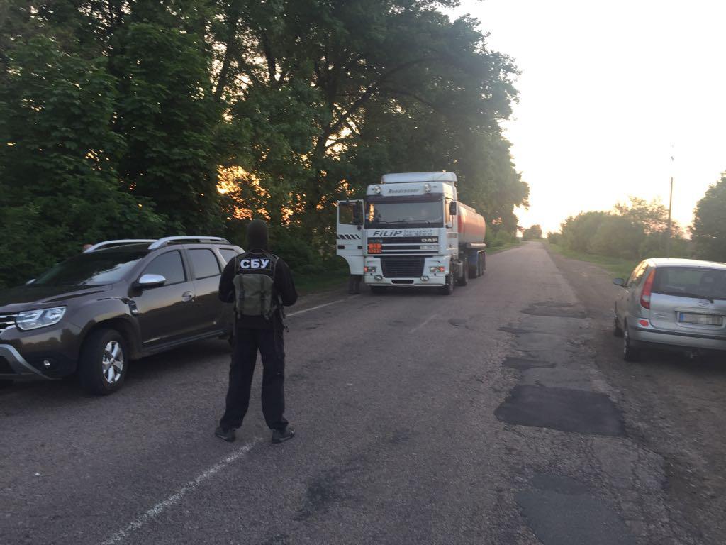 На Чернігівщині викрили угруповання з розкрадання нафти (Фото)
