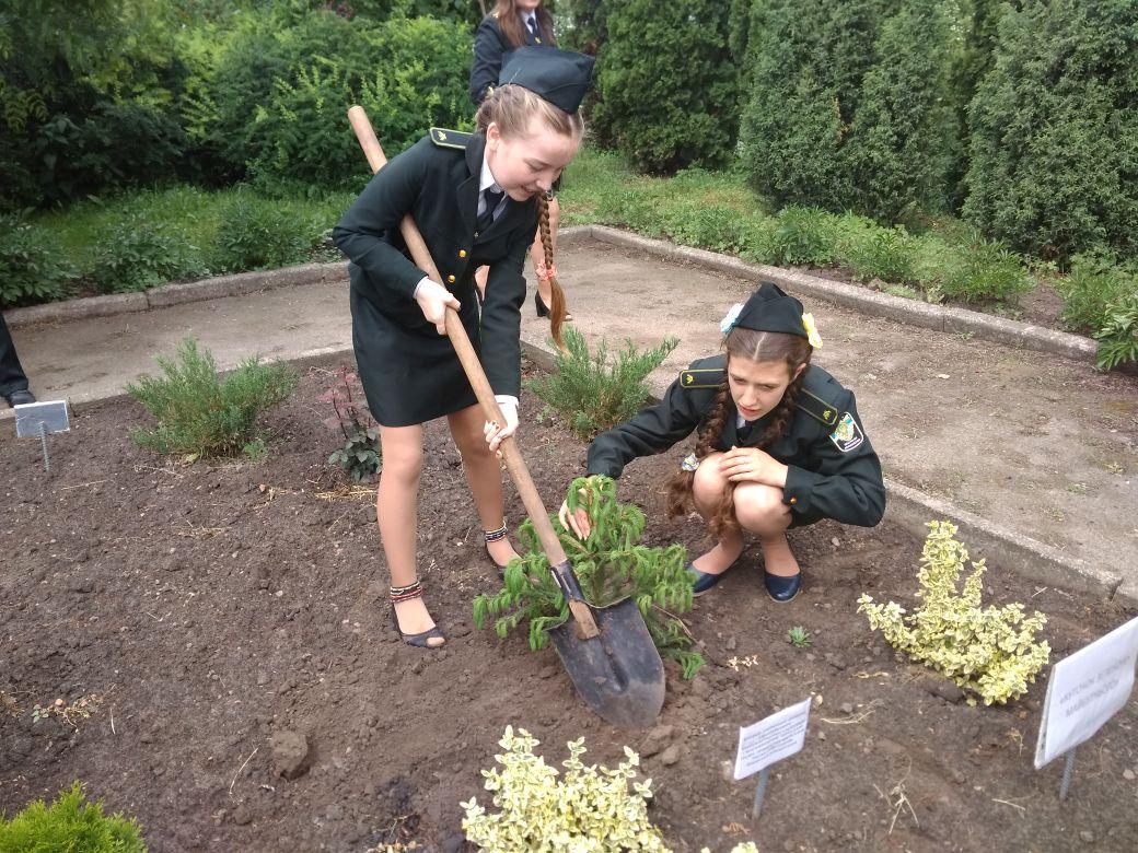 Учнівське лісництво з Ніжинщини стало другим на обласному етапі Всеукраїнського зльоту (Фото)