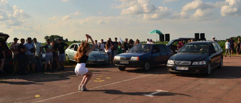 Перегони з американським колоритом. DRAG-RACING на Чернігівщині (Фото)