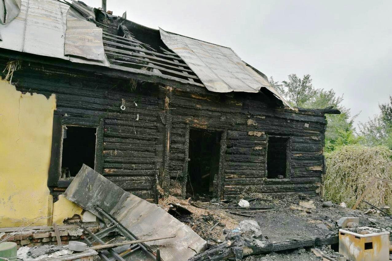 Упродовж минулих вихідних чернігівські вогнеборці ліквідували 7 пожеж (Фото)