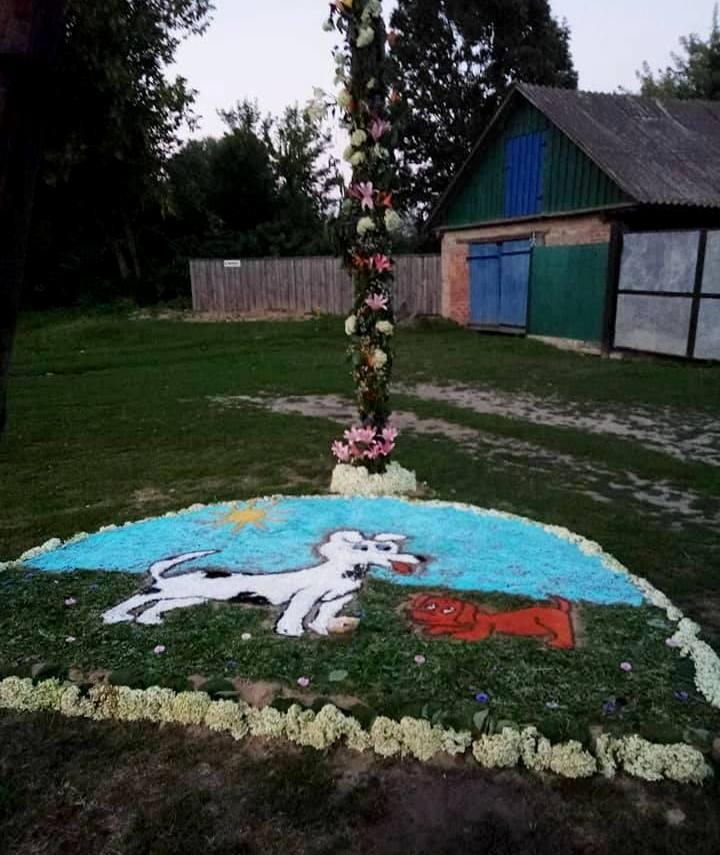 Жителі Коропщини показали фантазії Купальських див (Фото)