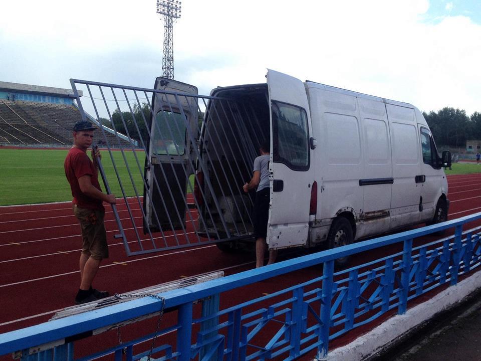 Стало відомо, як проходить підготовка до матчу «Десна» – «Шахтар» (Фото)