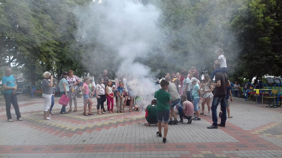 Корюківка святкує День міста (Фото)
