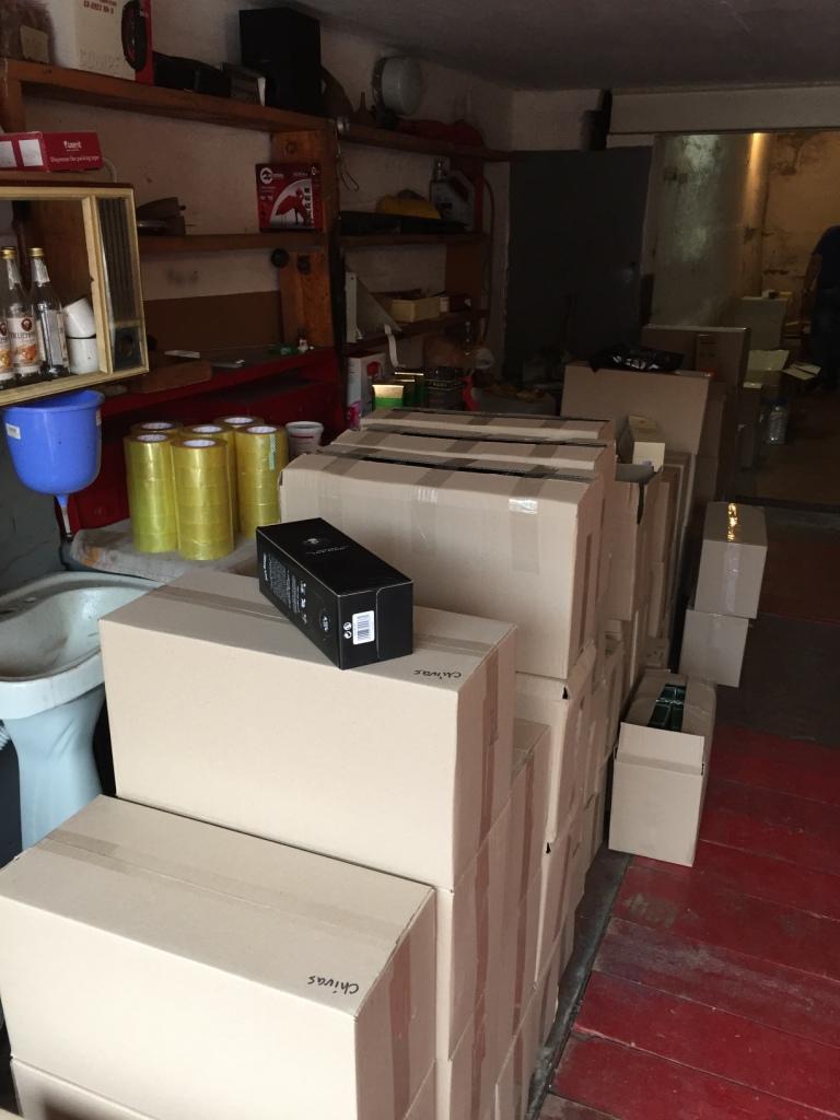 Підпільне виробництво небезпечного сурогату викрили на Чернігівщині