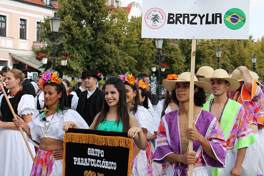 «Сіверські клейноди» на фольклорному фестивалі «Вістула-2018» (Фото)