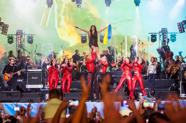 Фестиваль у Батурині Руслана присвятила «чистій» енергії (Фото)