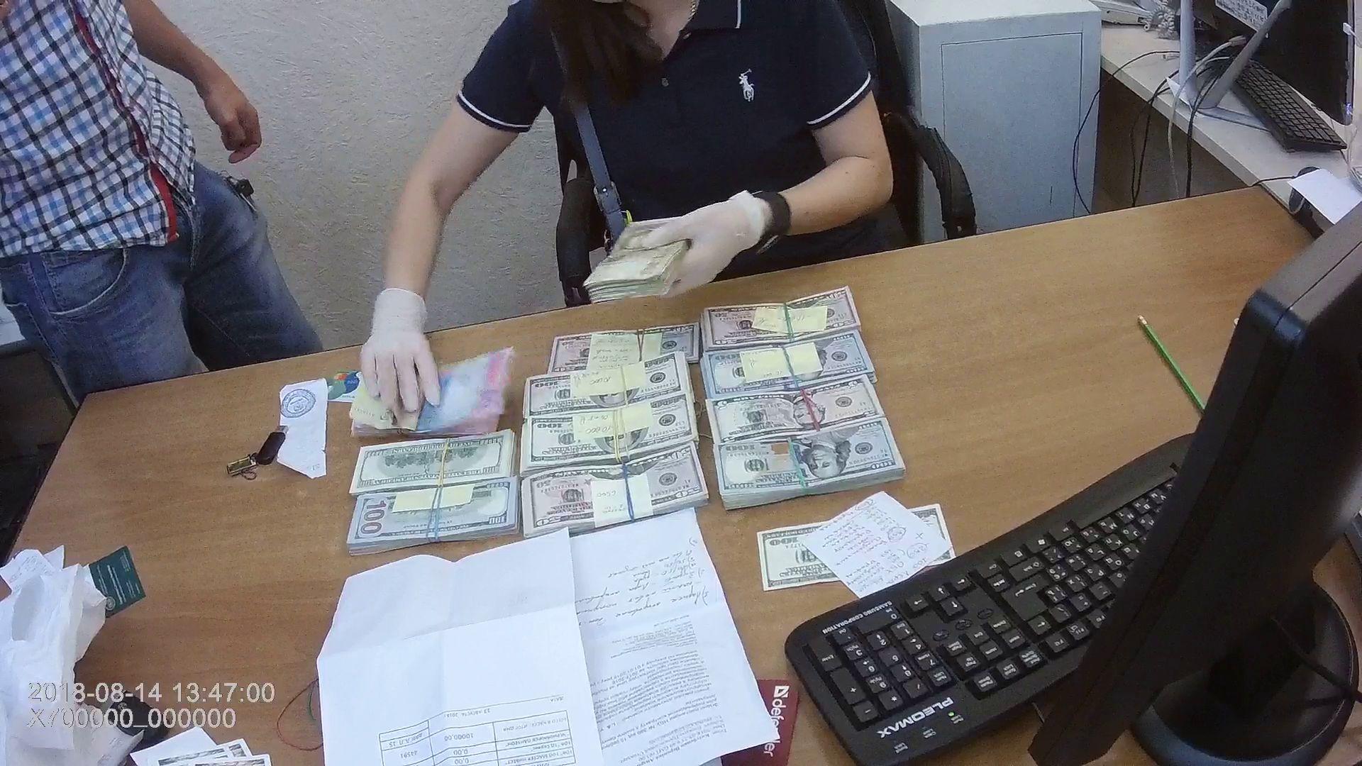 Працівники податкової викрили схему мінімізації митних платежів (Фото)